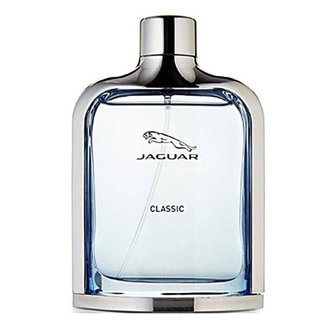 Jaguar Classic Mens EDT Spray: Send Perfumes On Bhai Dooj