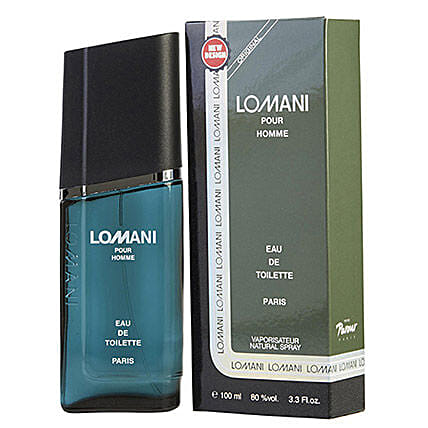 Lomani EDT Spray: Send Perfumes for Mothers Day