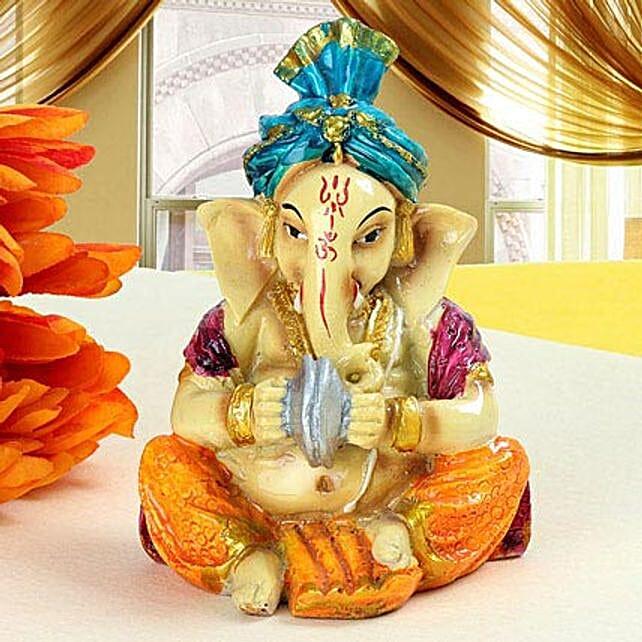 Manjira Ganesha: Send Spiritual Gifts