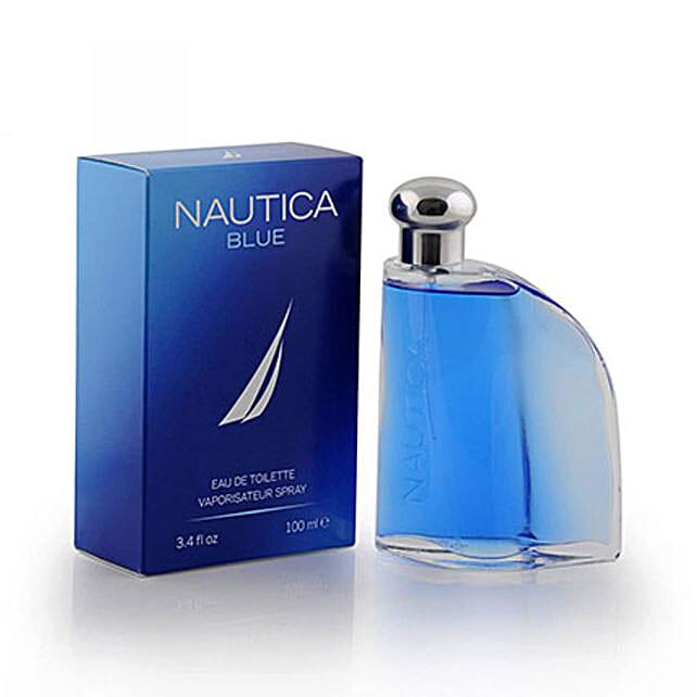 Nautica Blue For Men: Perfumes On Bhai Dooj