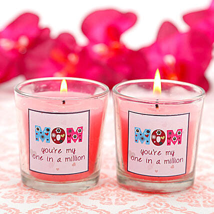 One In a Million Mom: Candles