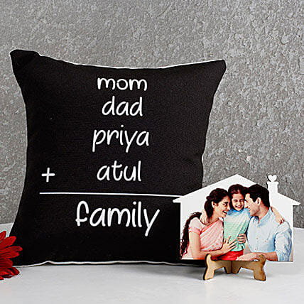 Perfect Family Combo: Mothers Day Personalised Gift Combos