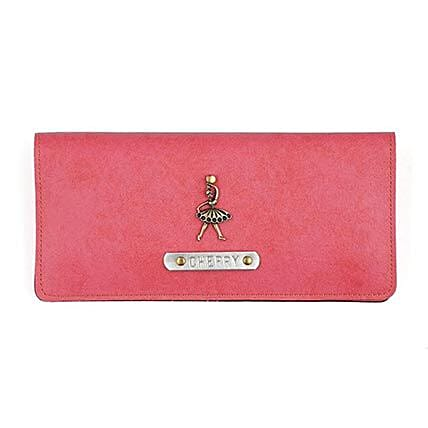 Personalised Pink Womens Wallet: Handbags and Wallets Gifts