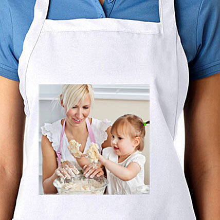 Personalized Apron For Mother: Aprons Gifts
