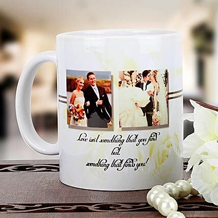Personalized Celebration Of Love: Send Wedding Personalised Gifts