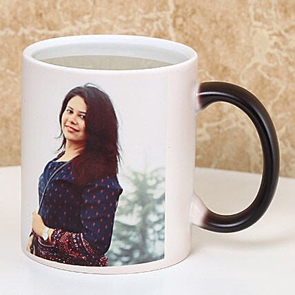 Personalized Color Changing Mug: Personalised Mugs