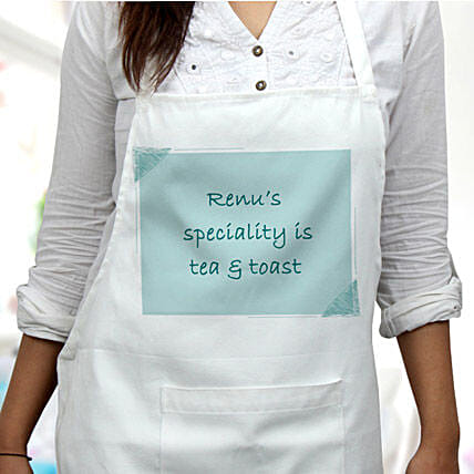 Personalized Cook With Style: Aprons