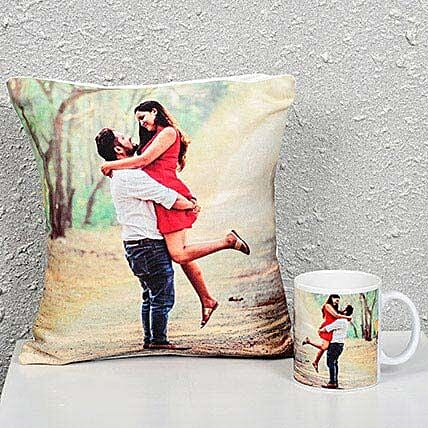 Personalized Cushion with Me: Buy Retirement Gifts India