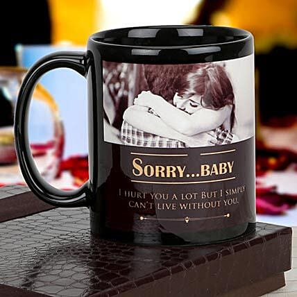 Personalized Immense Apology: Coffee Mugs