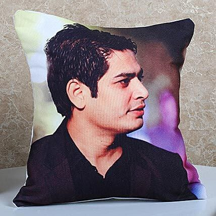Personalized Suave Cushion: Anniversary Cushions