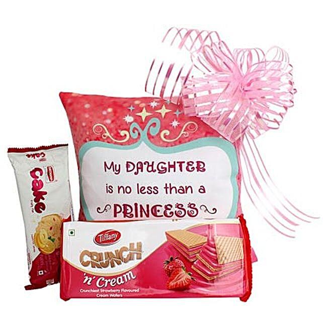 Pink Hamper: Gift Hampers