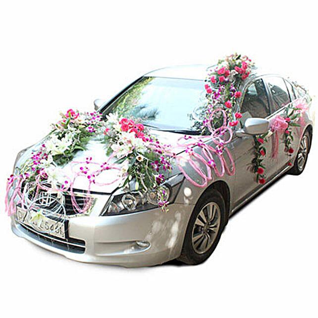 Pink Passion Car Decor: Car Decoration