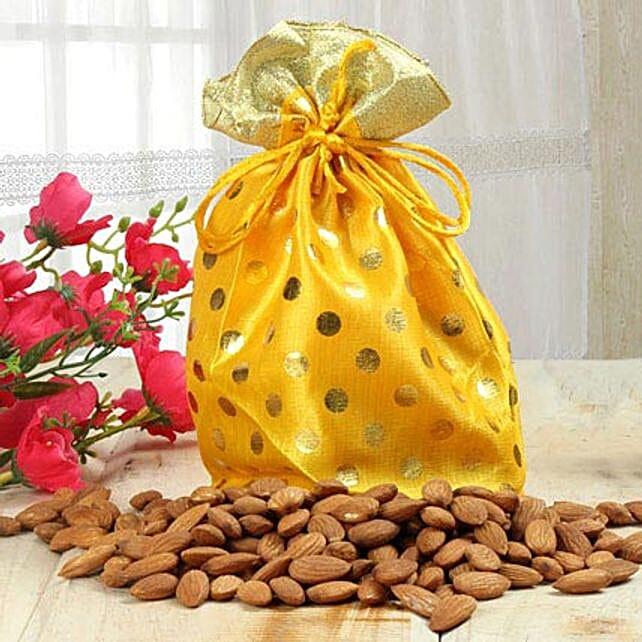 Potli Of Dry Fruits: Sargi for Karwa Chauth India