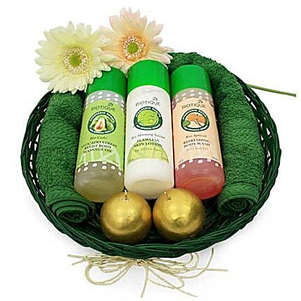 Refresh Yourself Hamper: Candles