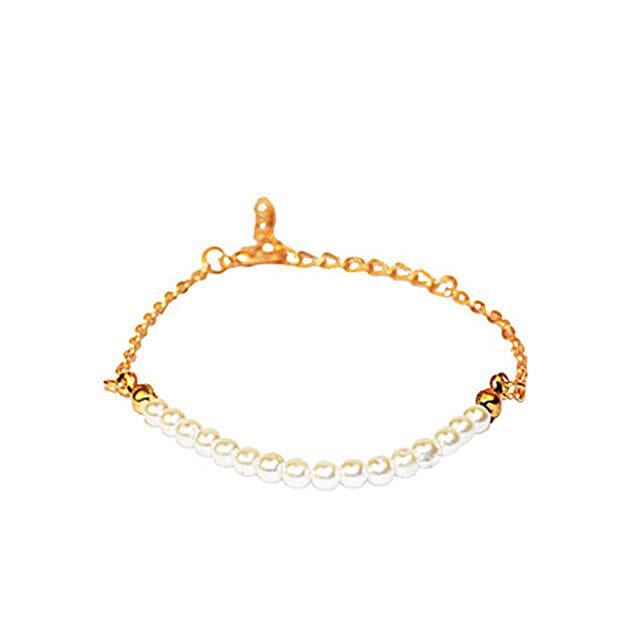 Simple Bead Bracelet: Jewellery Gifts