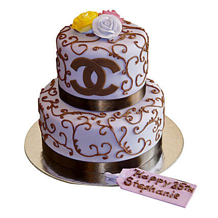 Special Chanel Cake: Mothers Day Premium Gifts