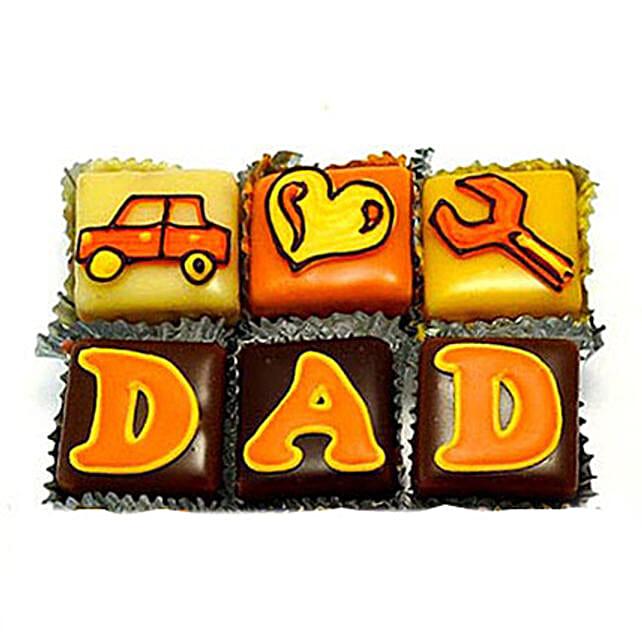 Special DAD Cupcakes: Send Cup Cakes
