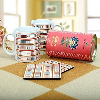 Tea for Two: Send Romantic Gift Hampers