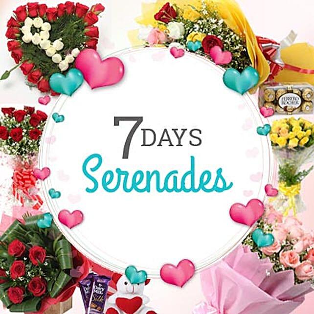 Ultimate Love Saga: Serenades