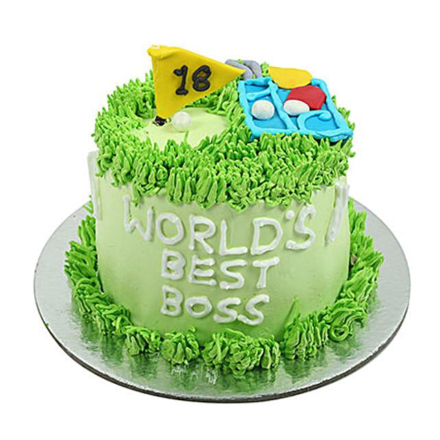 Worlds Best Boss Cake: Butter Scotch Cakes