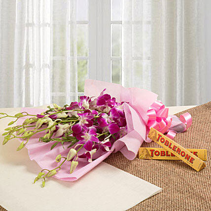 Brighten Their Day Combo: Boss Day Flowers