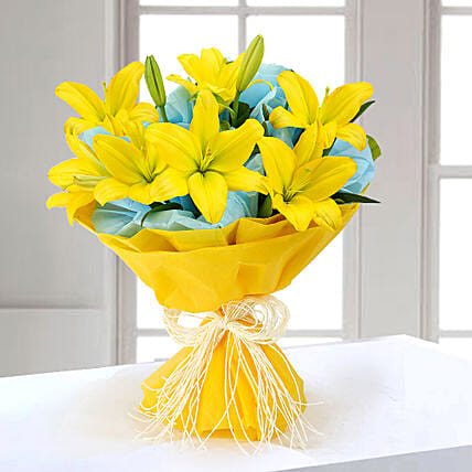 Magic of Lilies: Send Promise Day Gifts