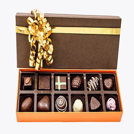 Assorted Chocolates 12: Chocolate Gifts in India