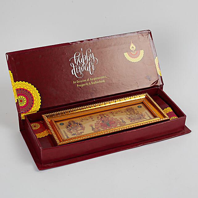 Diwali Poojan Kit Small: Pooja Boxes