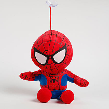 Spiderman Soft Toy: Soft toys for birthday