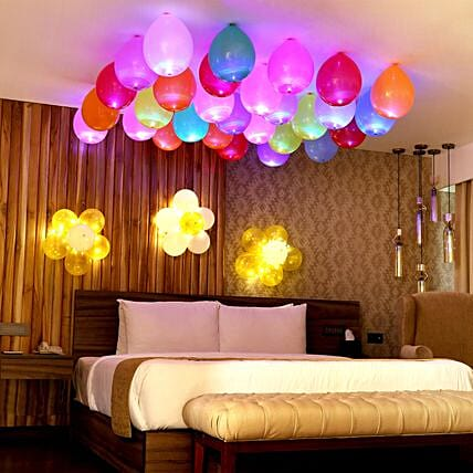LED Balloons Decor: