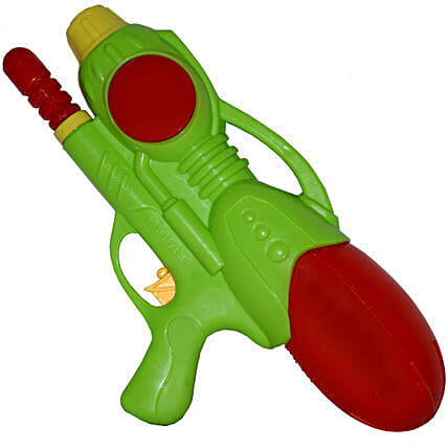 Green Daystar Water Gun Pichkari: Pichkaris