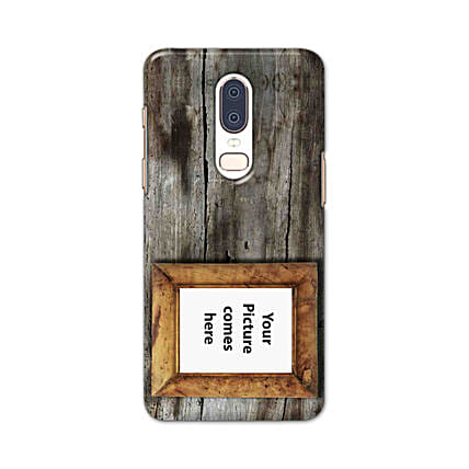 One Plus 6 Customised Vintage Mobile Case: