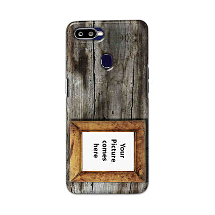 Oppo F9 Pro Customised Vintage Mobile Case: