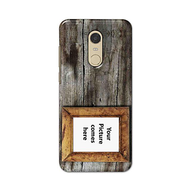 Redmi Note 5 Customised Vintage Mobile Case: