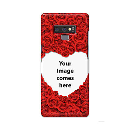 Samsung Galaxy Note 9 Customised Hearty Mobile Case: Personalised Back Covers