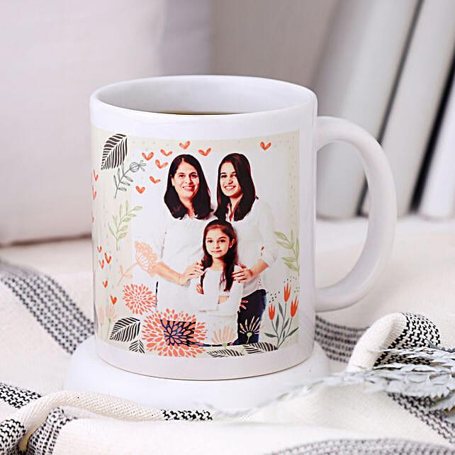 Personalised Woman Power Photo Mug: Buy Return Gifts
