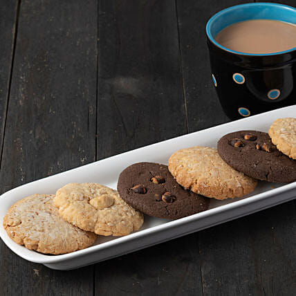 Assorted Cookies Box: Gifts for Onam
