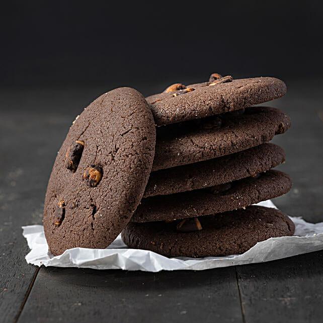 Box Of Choco Chip Cookies: Cookies