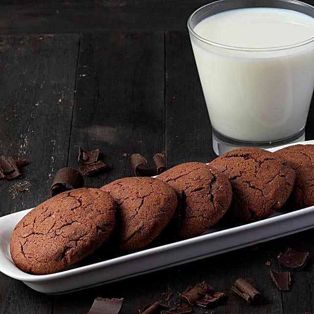 Fudge Cookies Box: Cookies