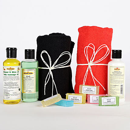 All Because Ladies Love Spa: Gift Hampers