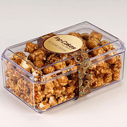 Caramel Popcorn Box: Send Gourmet Gifts