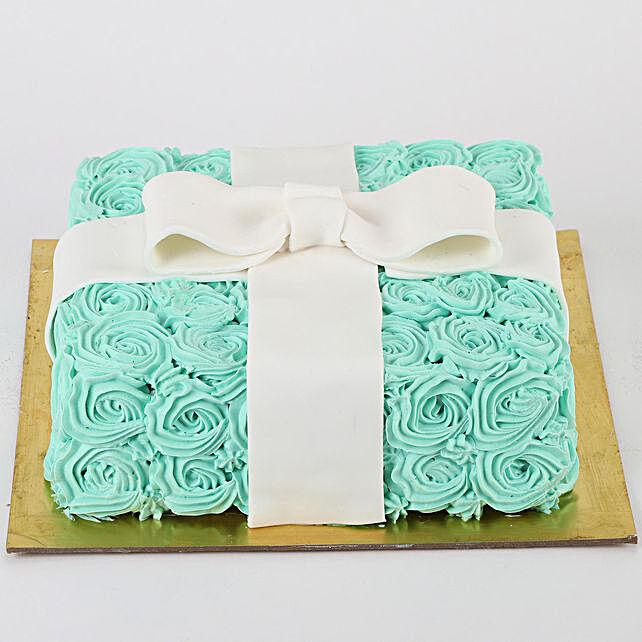 Floral Designer Cake: