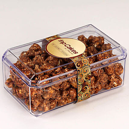 Peanut Butter Popcorn Box: Gourmet Gifts India