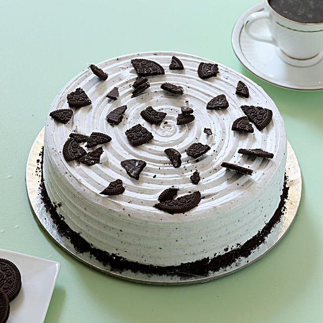Oreo Cream Cake: Oreo Cakes