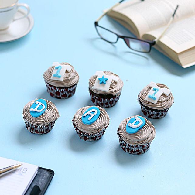 DAD Special Cupcakes: Send Cup Cakes
