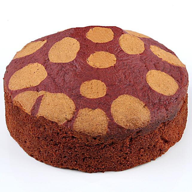 Red Velvet Dry Cake- 500 gms: Dry Cakes