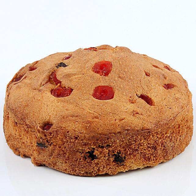 Cherry Sultana Dry Cake- 500 gms: Dry Cakes