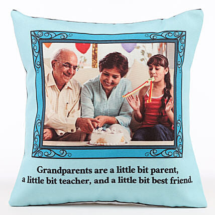 Personalised BFF Grandparents Cushion: Custom Photo Coffee Mugs