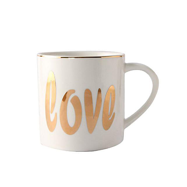 Printed Love Mug: Funny Gifts