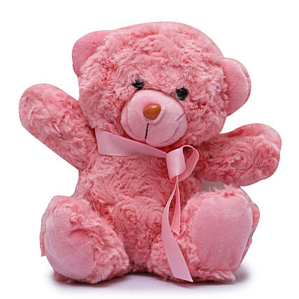 Appealing Furry Teddy Bear: Soft Toys Gifts